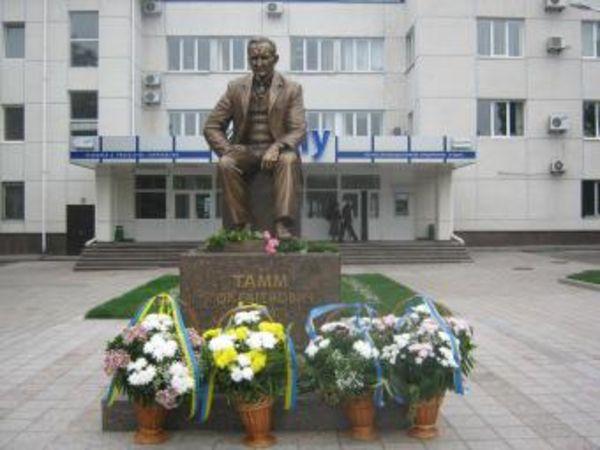 Памятник Игорю Тамму презентовали в Кировограде (ФОТО)