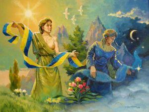 Кропивницький:  Художній музей запрошує на виставку «Це моя Україна»