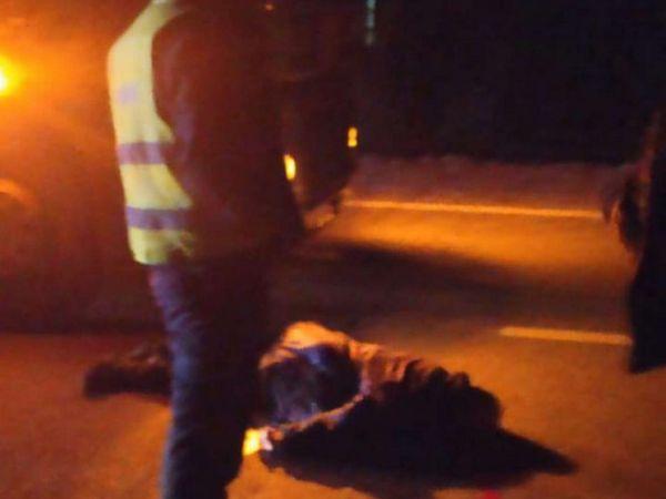 Мешканець Кіровоградщини збив насмерть пішохода на Львівщині