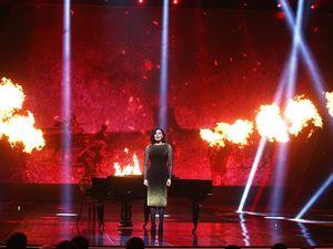 Эйфелева башня для Златы Огневич, горящий рояль для Милы Нитич и другие сюрпризы концерта «Победа. Одна на всех»