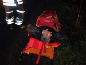 На Знам'янщині чоловік потрапив у болото під мостом