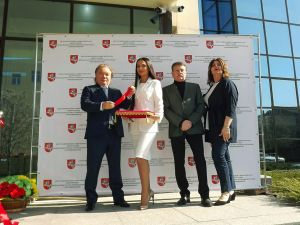 У Кропивницькому офіційно відкрили Почесне консульство Литовської Республіки