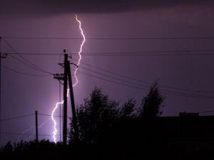 Кіровоградщина: негода залишила без електопостачання понад 20 населених пунктів