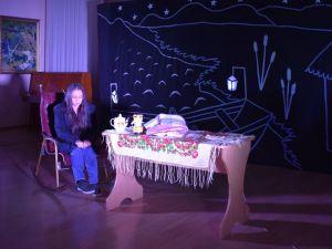 У Кропивницькому представили містичну моновиставу