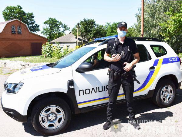 На Кіровоградщині у Попельнастівській громаді запрацювала друга поліцейська станція