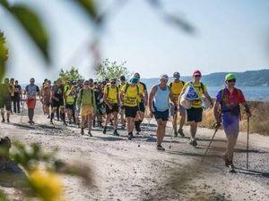 Александриец стал участником рекорда Украины на самый дальний поход без еды и сна (ФОТО)