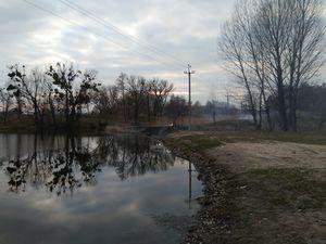 Кіровоградщина: У природі загоряються сухі трава і очерет