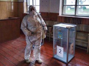 На Кіровоградщині виявили хворих на COVID членів ДВК