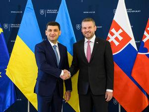 Україна і Словаччина готові наростити взаємний товарообіг до півтора мільярдів доларів
