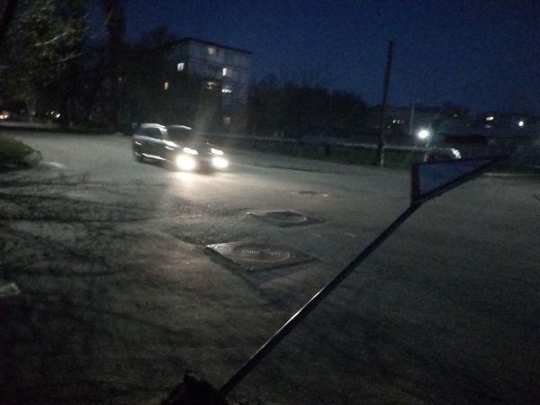 На Кіровоградщині водій влаштував каскадерські трюки під райдержадміністрацією (ФОТО)