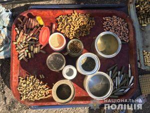 """В Україні """"накрили"""" банду, яка торгувала вибухівкою (ВІДЕО, ФОТО)"""