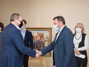 Прозорий офіс у Кропивницькому очолив новий керівник