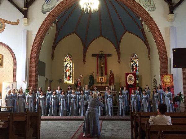 Дитячий хор з Кропивницького бере участь у міжнародному конкурсі у Польщі