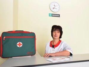 На Кіровоградщині за сто днів збудували сучасну сільську амбулаторію (ФОТО)