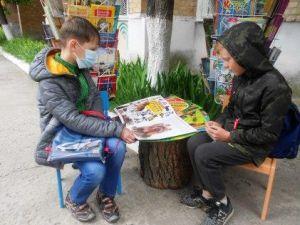 Кропивницький: Яке свято влаштувала бібліотека для юних читачів?