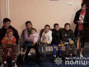 Кропивницький район: У Осикуватому батьки покинули восьмеро дітей без їжі та догляду