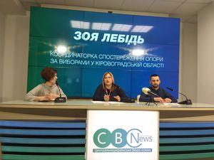 Кіровоградщина: Хто із кандидатів у Президенти агітував з порушенням?