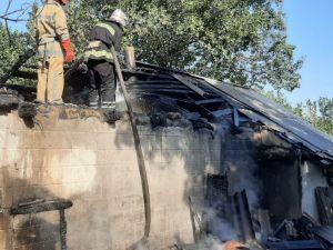 На Кіровоградщині знову пожежі у приватному секторі