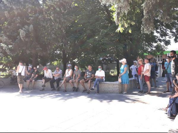 Кіровоградщина: Мешканці Знам'янки потерпають від смороду (ВІДЕО)