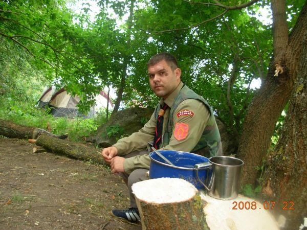Яким кропивничани запам'ятали Романа Бойка - військового, січовика, волонтера