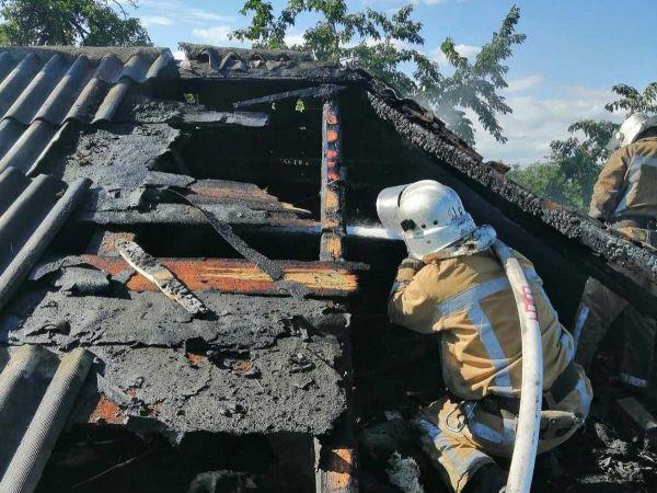 Кіровоградська область: вогонь завдає збитків людям і шкодить довкіллю