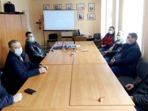 Кіровоградщина: У Новоархангельську безробітні вчаться безпечному веденню сільськогоспробіт