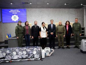 Яку допомогу отримали прикордонники від НАТО?