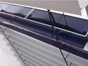 Український «SolarGaps» запускає вітчизняне виробництво «сонячних» жалюзі