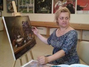 Малювання і волонтерство або Як донеччанка розвиває Кропивницький