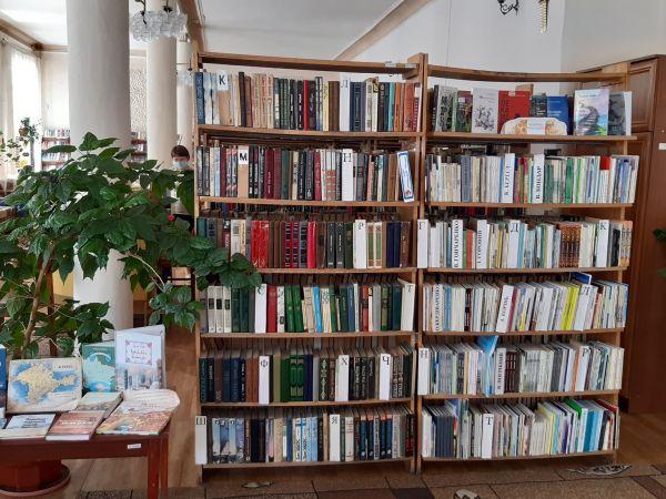 Кропивницький: після пом'якшення карантину відкрилися бібліотеки, галереї та музеї