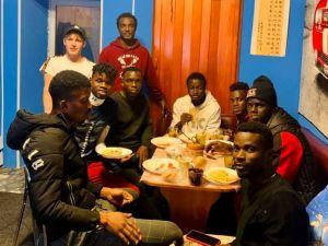 Фігуранти міжнародного футбольного скандалу потрапили до кропивницького притулку (ФОТО)