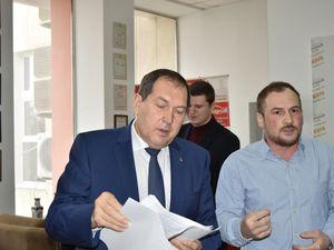 Смірнов розповів, як ударив в обличчя міського голову Кропивницького