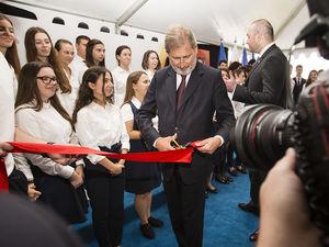 Перша Європейська школа Східного партнерства відкриває свої двері у Тбілісі
