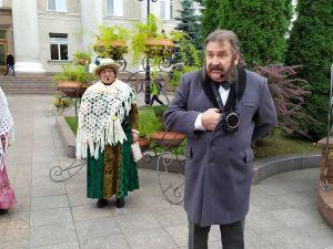 У Кропивницькому  вперше провели театралізовану екскурсію