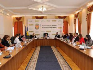 Кропивницькі депутатки обговорили гендерну рівність у політиці
