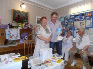 Як у Кропивницькому Антоніна Корінь день народження святкувала (ФОТО)