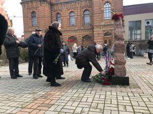 У Кропивницькому до Дня пам'яті вшанували жертв Голокосту