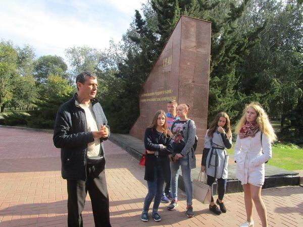 Майбутні історики з педуніверситету познайомились з історією Кропивницького