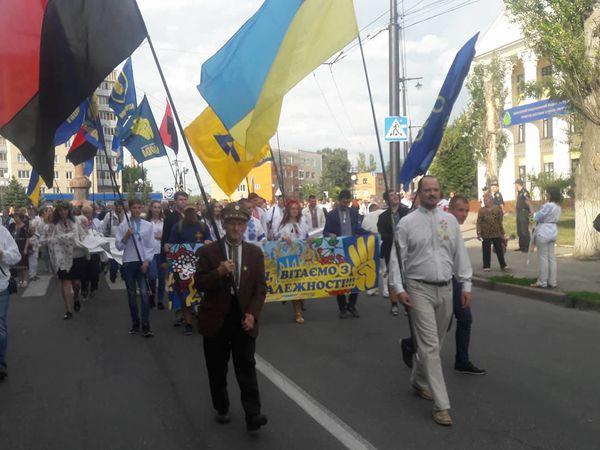 Ветерану УПА Семену Сороці посмертно присвоєно звання «Почесний громадянин міста Кропивницького»