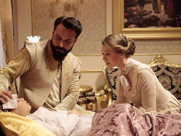 «Султан моего сердца» – премьера турецкой мелодрамы на «Интере» (ВІДЕО)