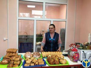 Кіровоградщина: У Долинській  безробітна відкрила пекарню