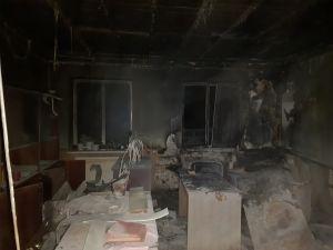 На Кіровоградщині електрообігрівач став причиною пожежі в офісі