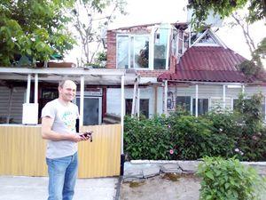 Кропивницький Кулібін: Приборкане сонце, або Як зробити свій дім енергонезалежним  (ВІДЕО, ФОТО)
