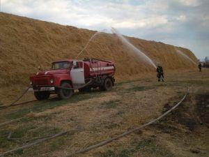 На Кіровоградщині займаються очерет та сміття