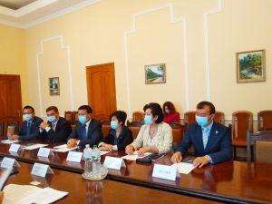 До Кропивницького завітали представники китайської діаспори в Україні