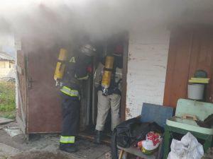 В Олександрії під час пожежі загинув 68-річний чоловік