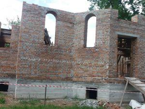 Кропивницький: Як проходить будівництво української церкви на Маланюка? (ФОТО)
