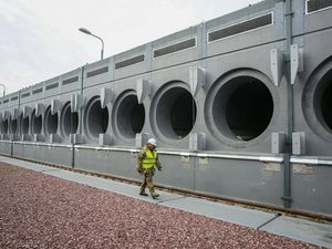 ЄС допоміг Україні побудувати три сховища для захоронення радіоактивних відходів