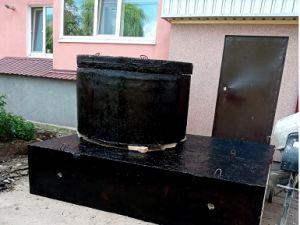 Кропивницький: Мешканці багатоповерхівки на Жадова нарешті дочекалися ремонту подвір'я (ФОТО)