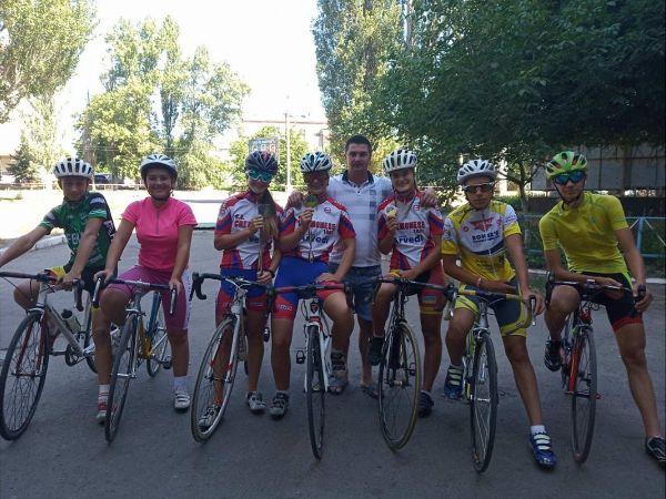 Кропивницькі велосипедисти здобули медалі на чемпіонаті України